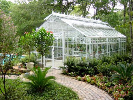 Secret Greenhouse of Survival
